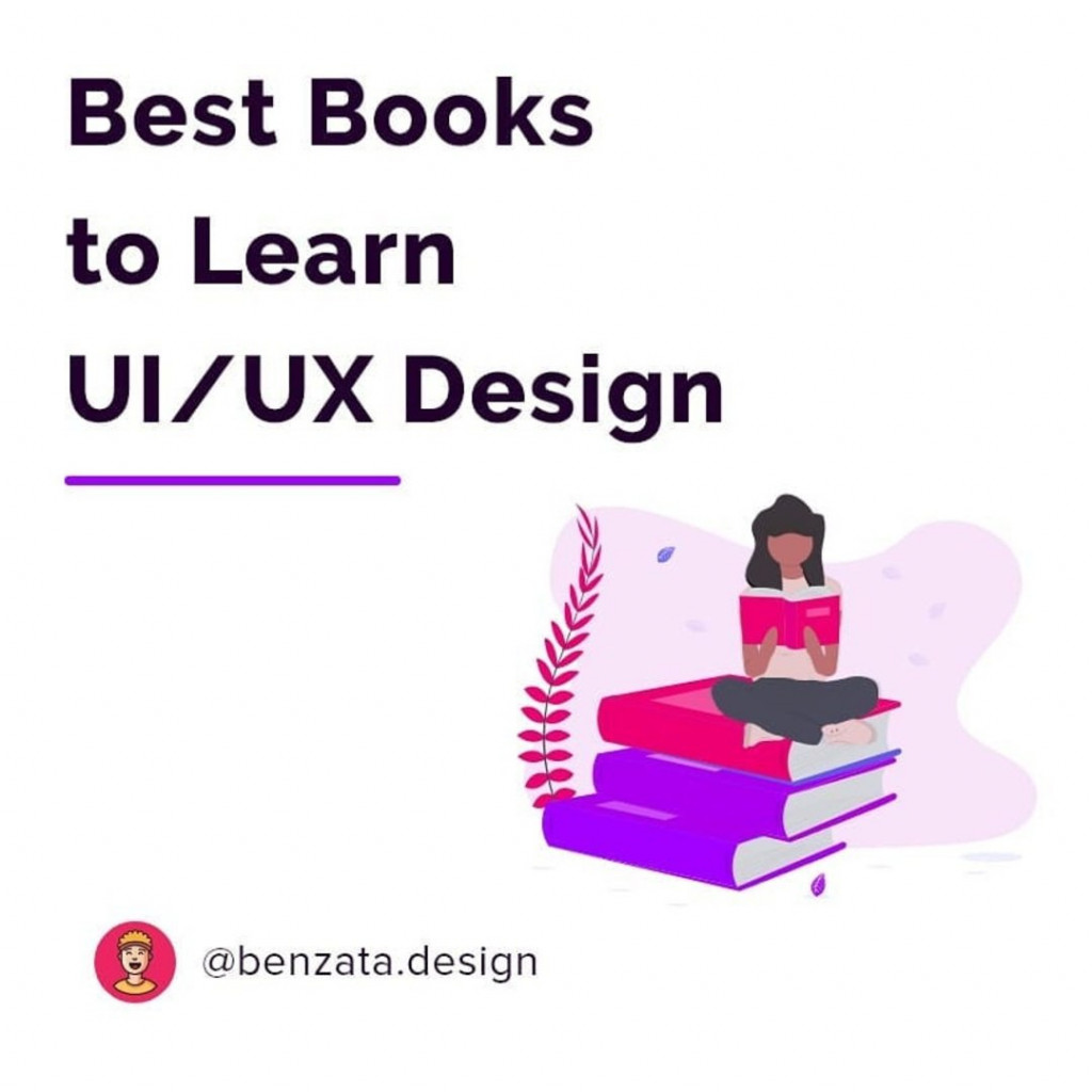 Best Books to Learn UI/UX Design