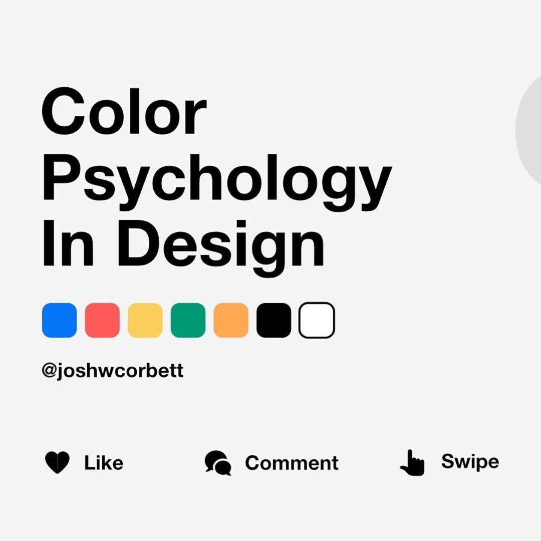 Color Psychology In Design