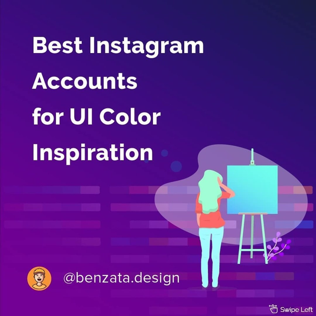 Best Instagram Accounts for UI Inspiration