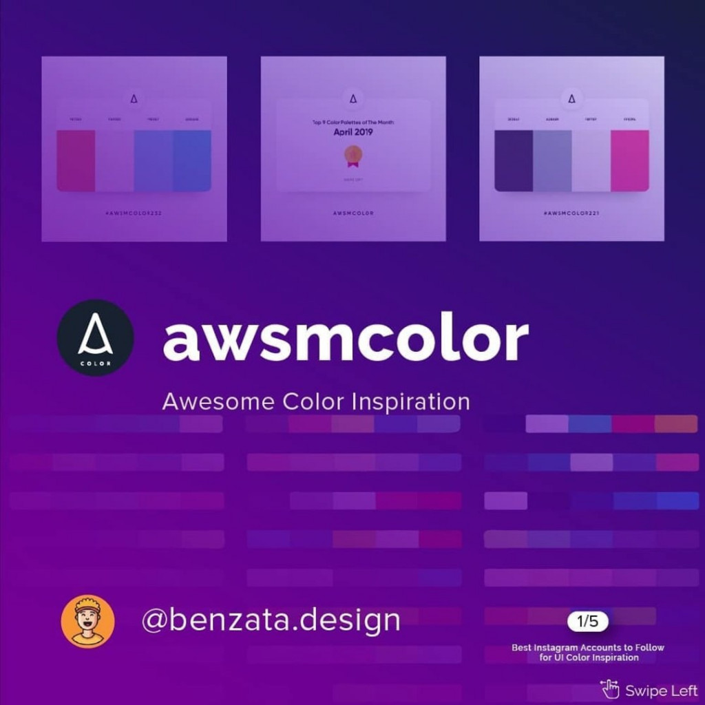 @awsmcolor  Awesome Color Inspiration