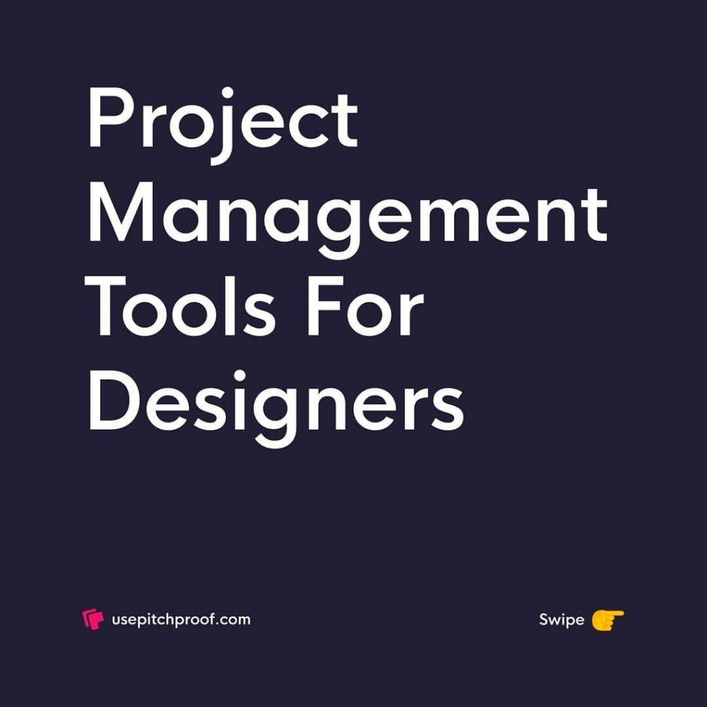 Project Management Tools For Designers