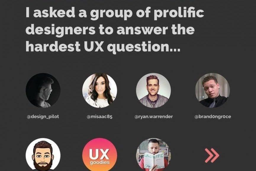 Hardest UX Questions
