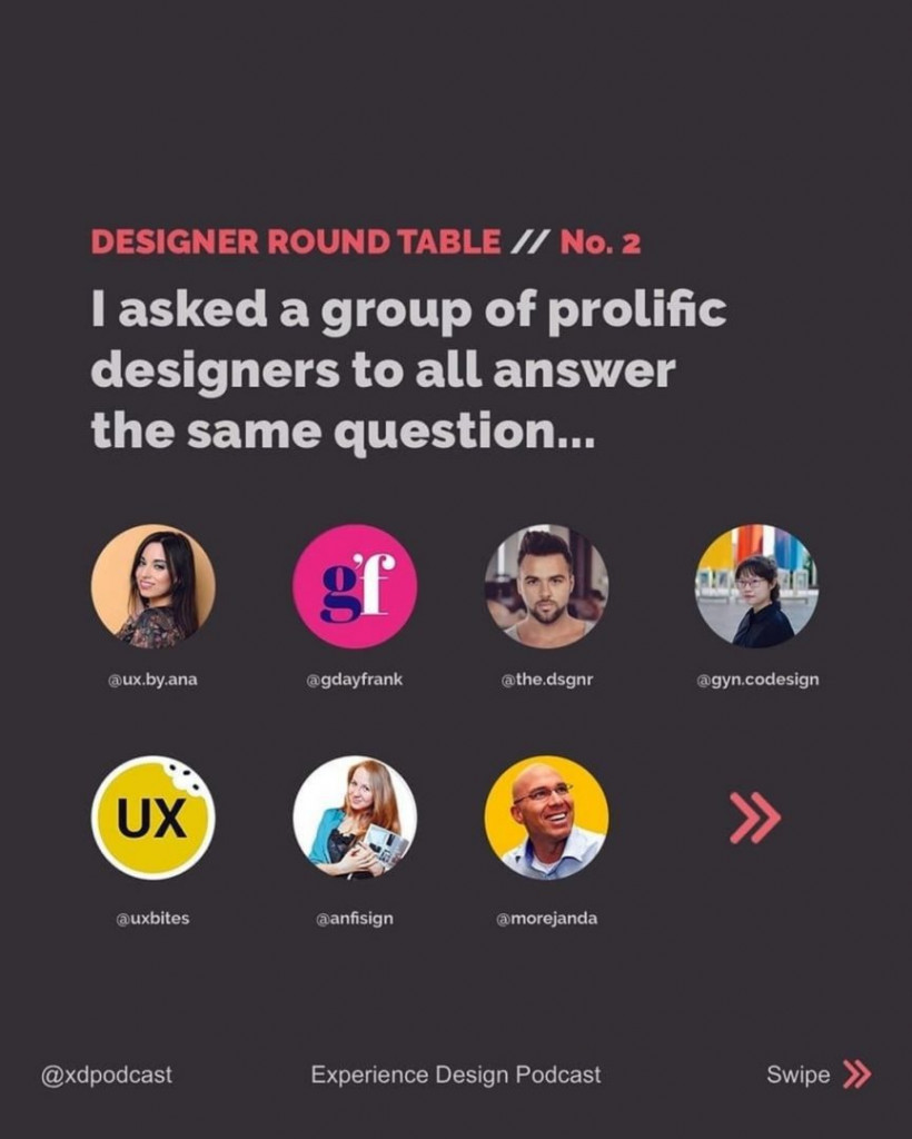Hardest UX Questions. Part 2  I asked a group of prolific designers to all answer the same question...