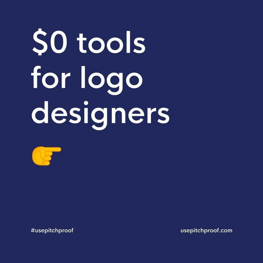 $0 tools for logo designers
