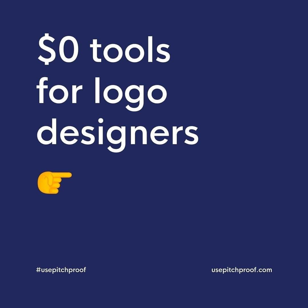 $0 tools for logo designers