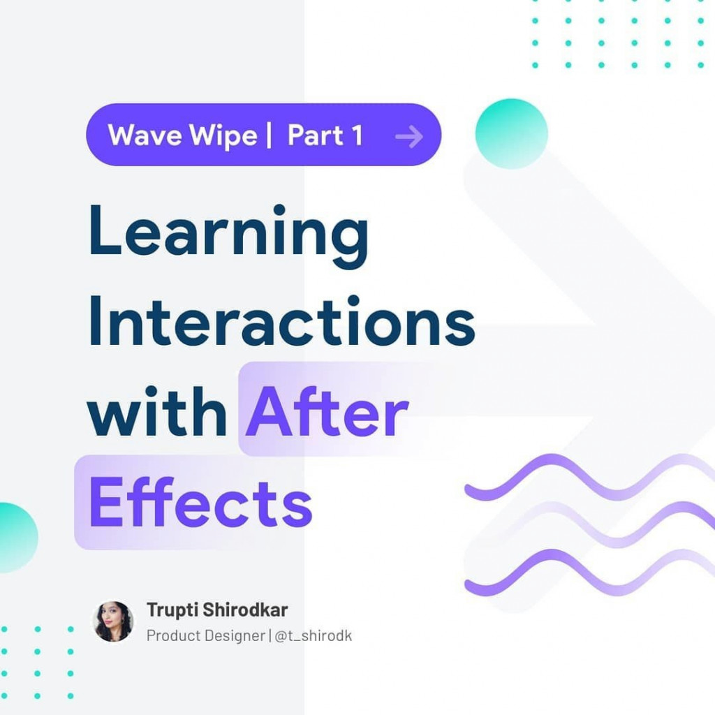 Understanding Wave Wraps — After Effects (Part 1)