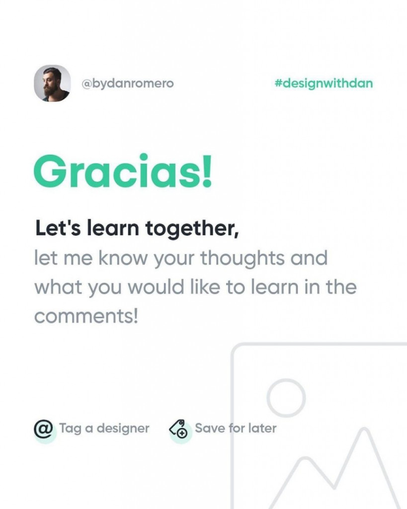 Gracias!  Let's learn together, let me know your thoughts and what you would like to learn in the comments!