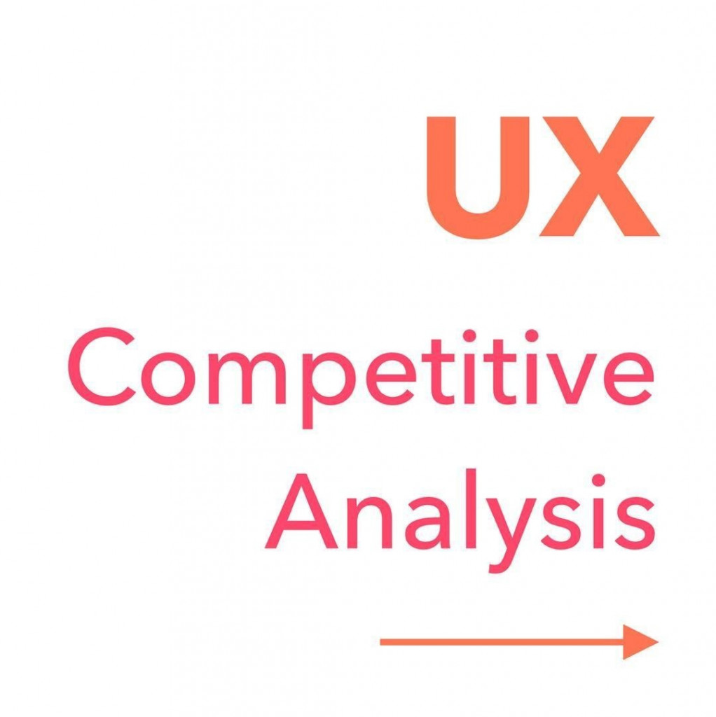 UX Competitive Analysis