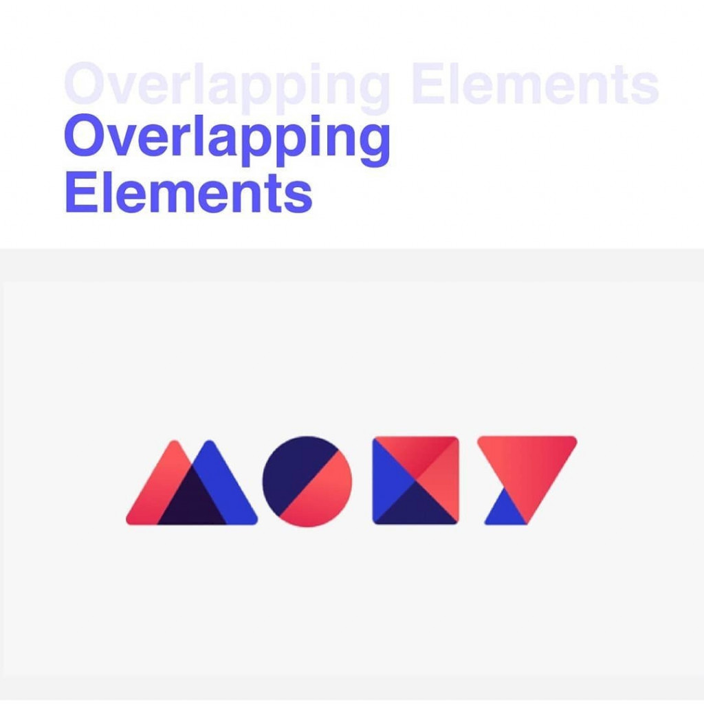 Overlapping Elements