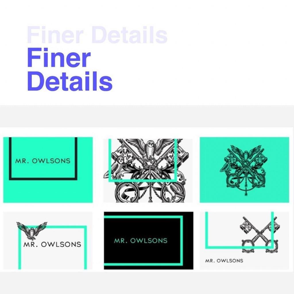Finer Details