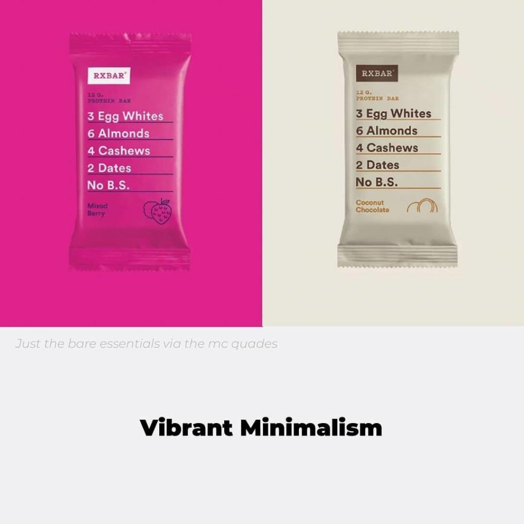 Vibrant Minimalism
