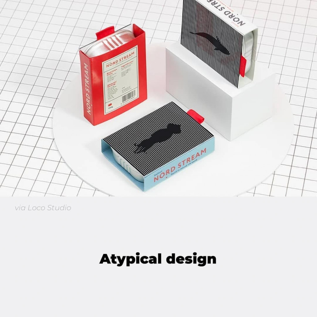 Atypical design