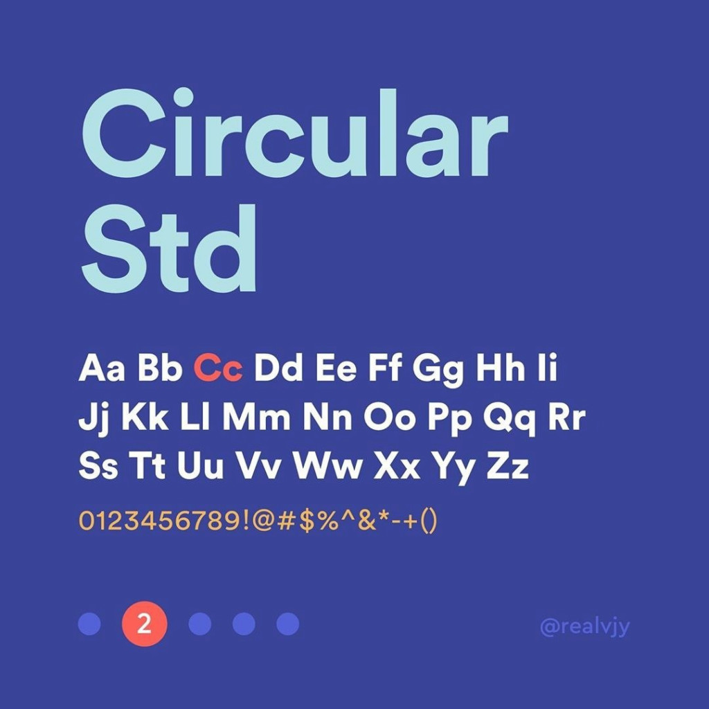 Circular Std
