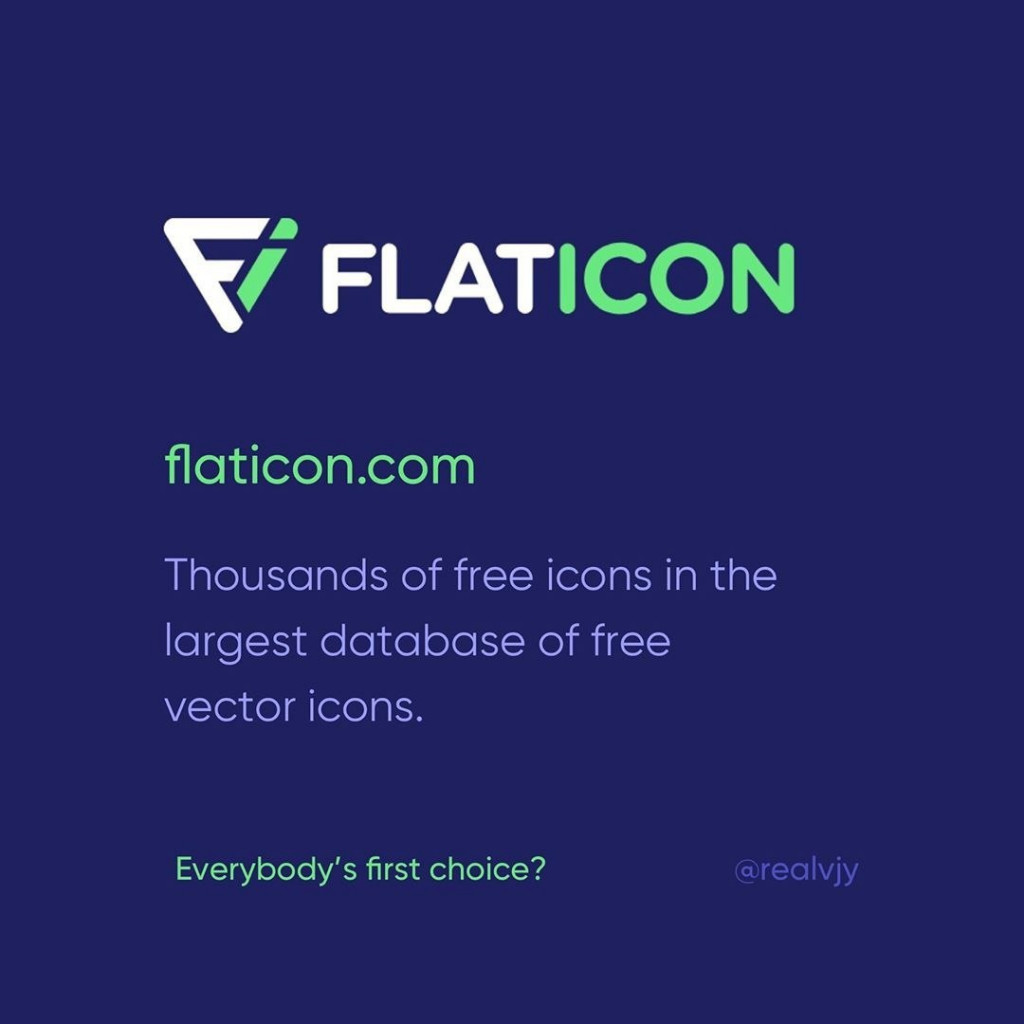 And Flaticon everybody fav 😉  flaticon.com  Thousands of free icons in the largest database of free vector icons.  Everybody's first choice?