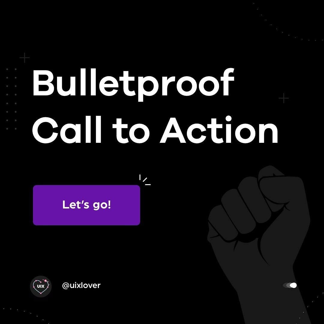 Bulletproof Call to Action