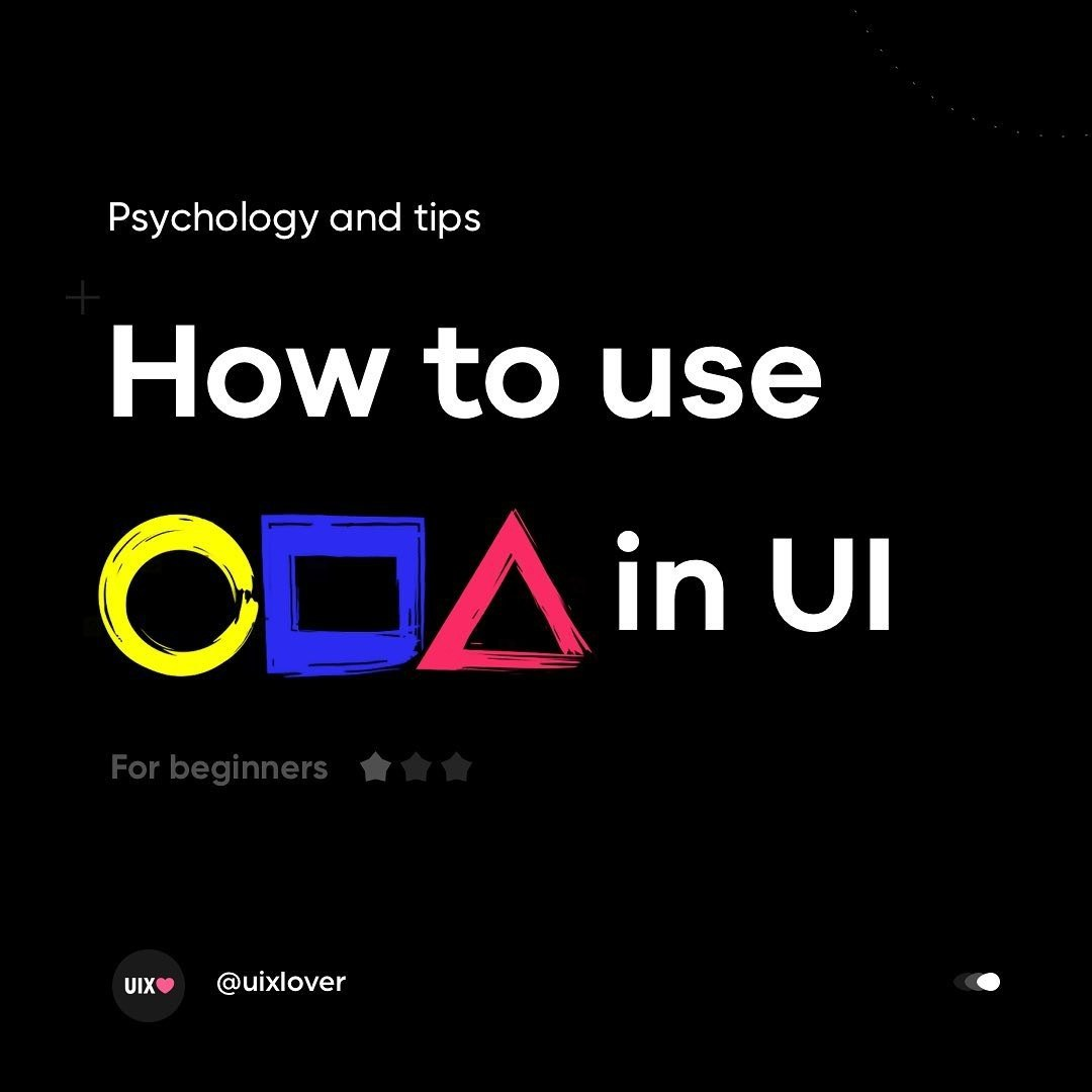 How to Use Shapes in UI