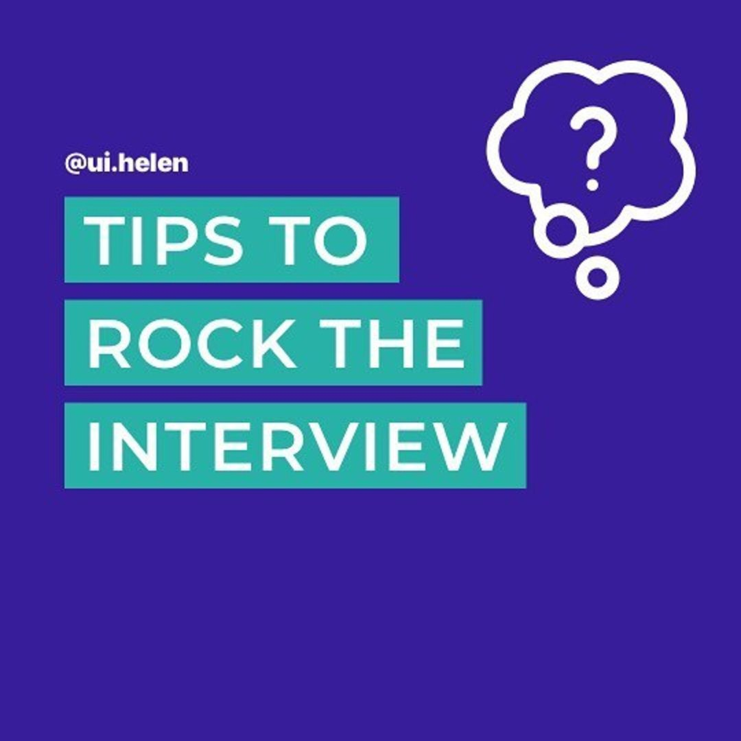 9 Tips to Rock the Interview