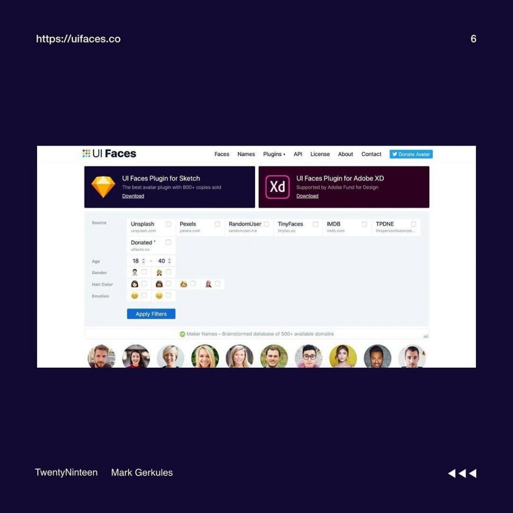 uifaces.co