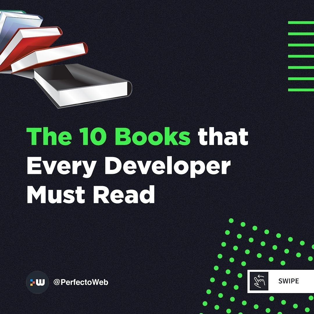 The 10 Books that Every Developer Must Read