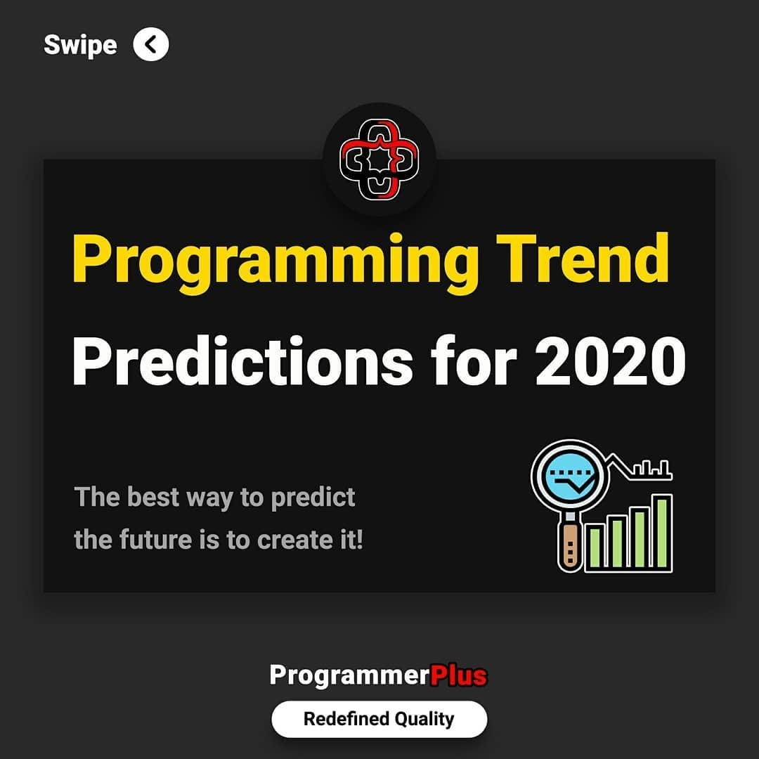 Programming Trend Predictions For 2020