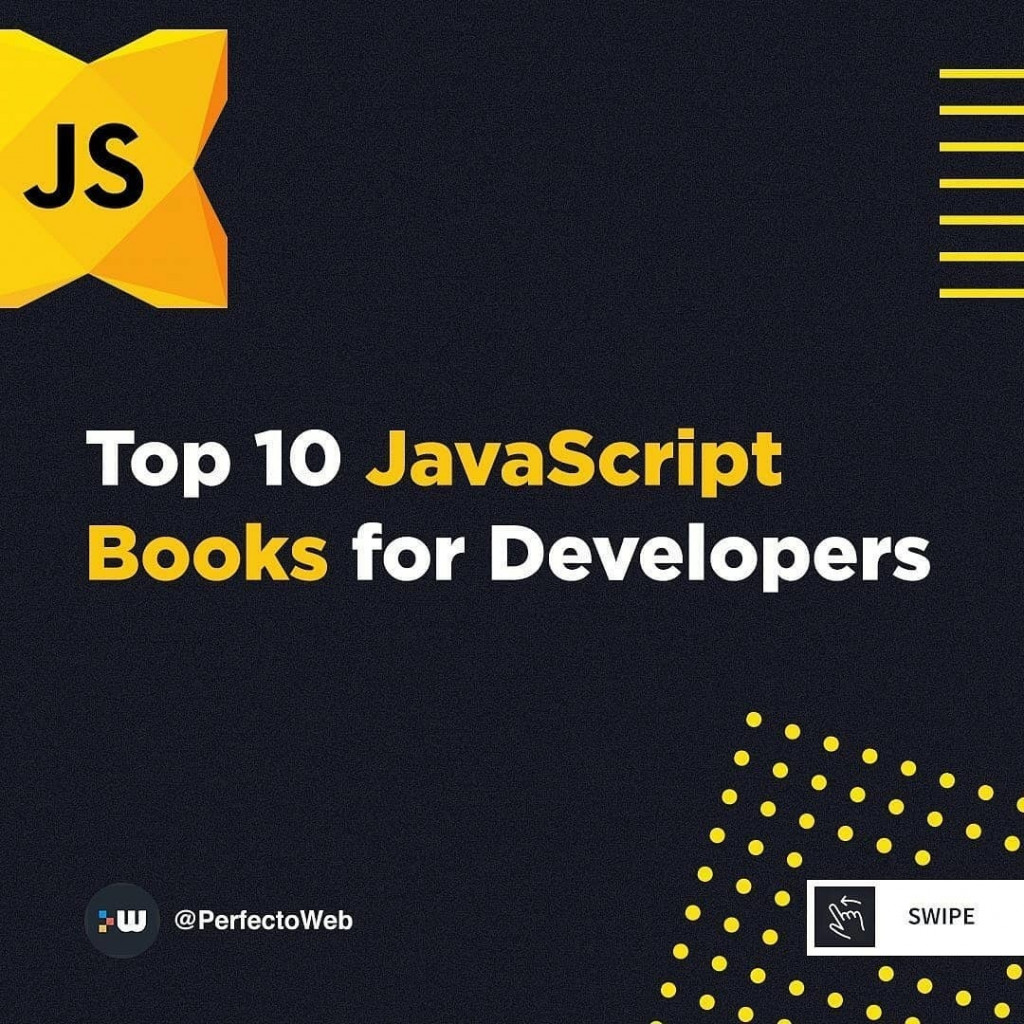 Top 10 JavaScript books for beginners and advanced developers