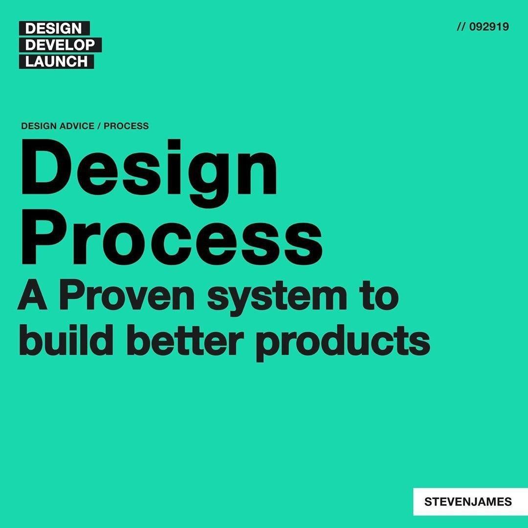 A Dead Simple Design Process That Delivers
