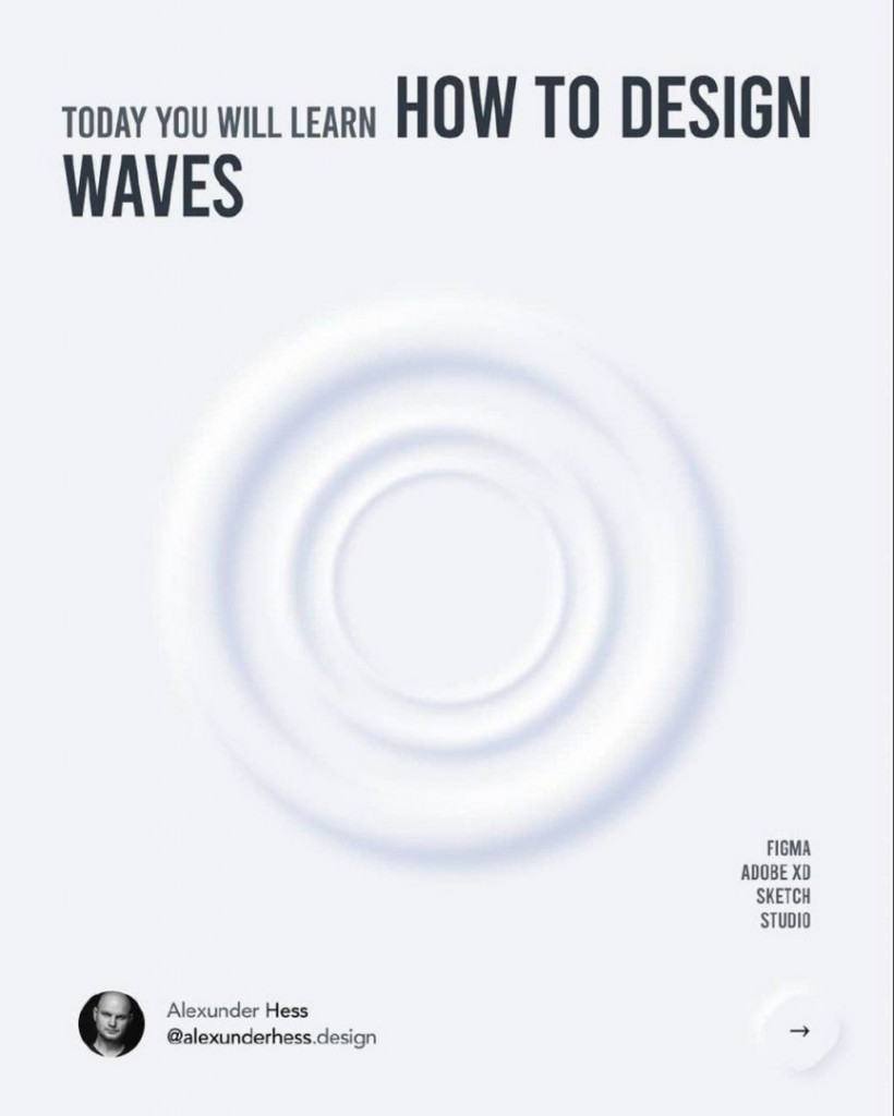 Today we show you how to design waves