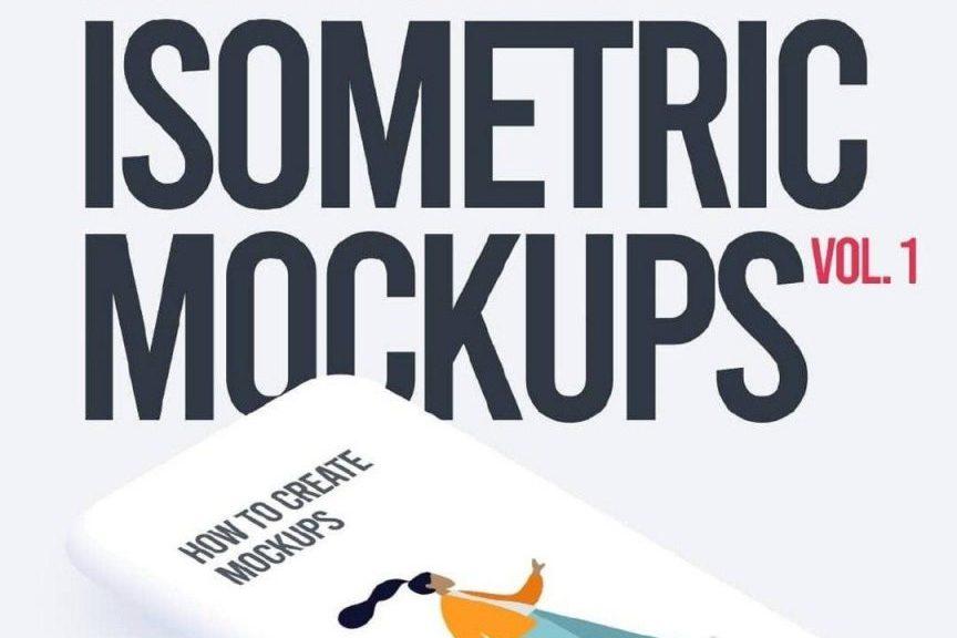 How to Create Isometric Mockups in Figma