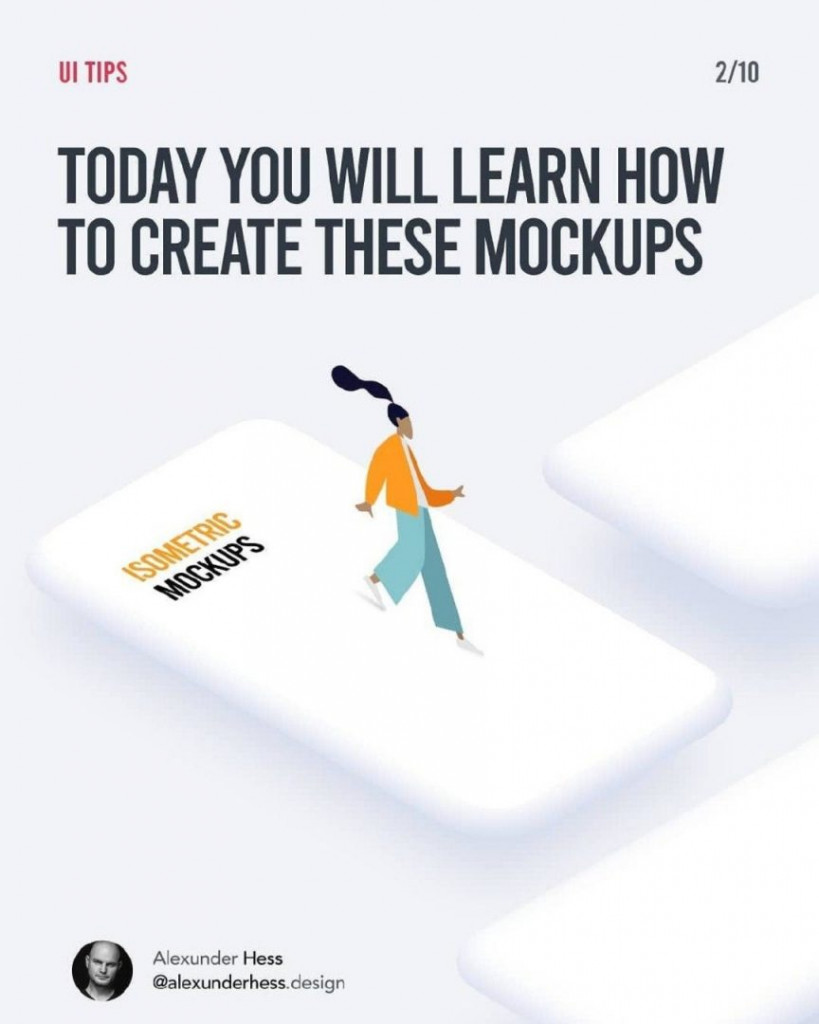 TODAY YOU WILL LEARN HOW TO CREATE THESE MOCKUPS