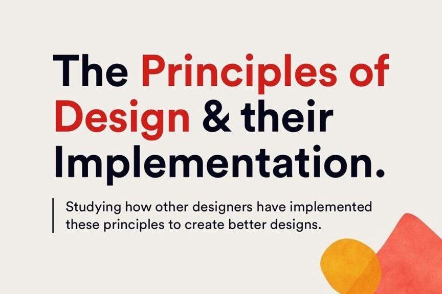 Design Principles & Their Implementation