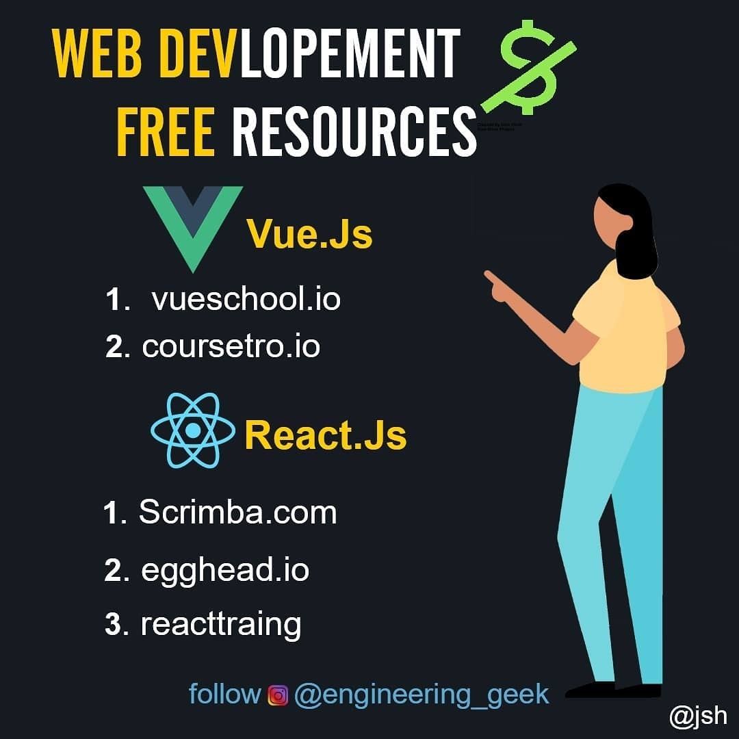 Web Development Free Resources. Part 2