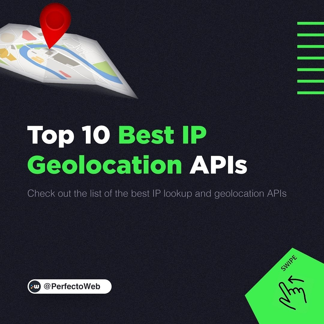 Top 10 Best IP Geolocation APIs