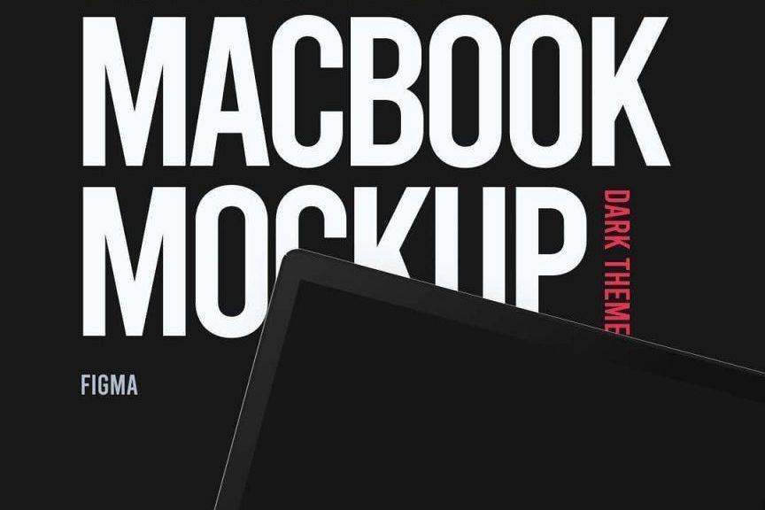 How to Create MacBook Mockup