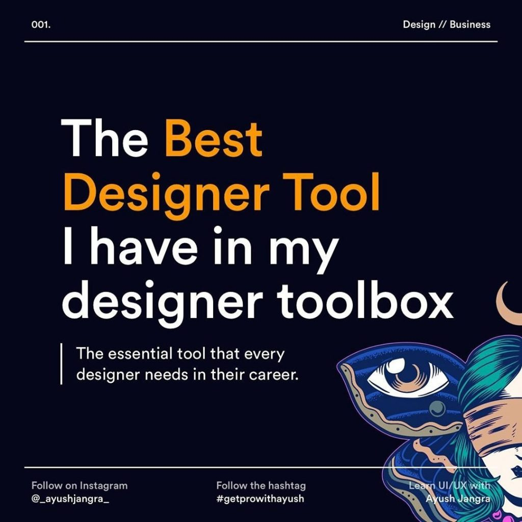 The Best Designer Tool i have in my designer toolbox. The essential tool that every designer needs in the career.