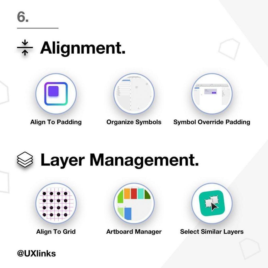 Alignment & Layer Management