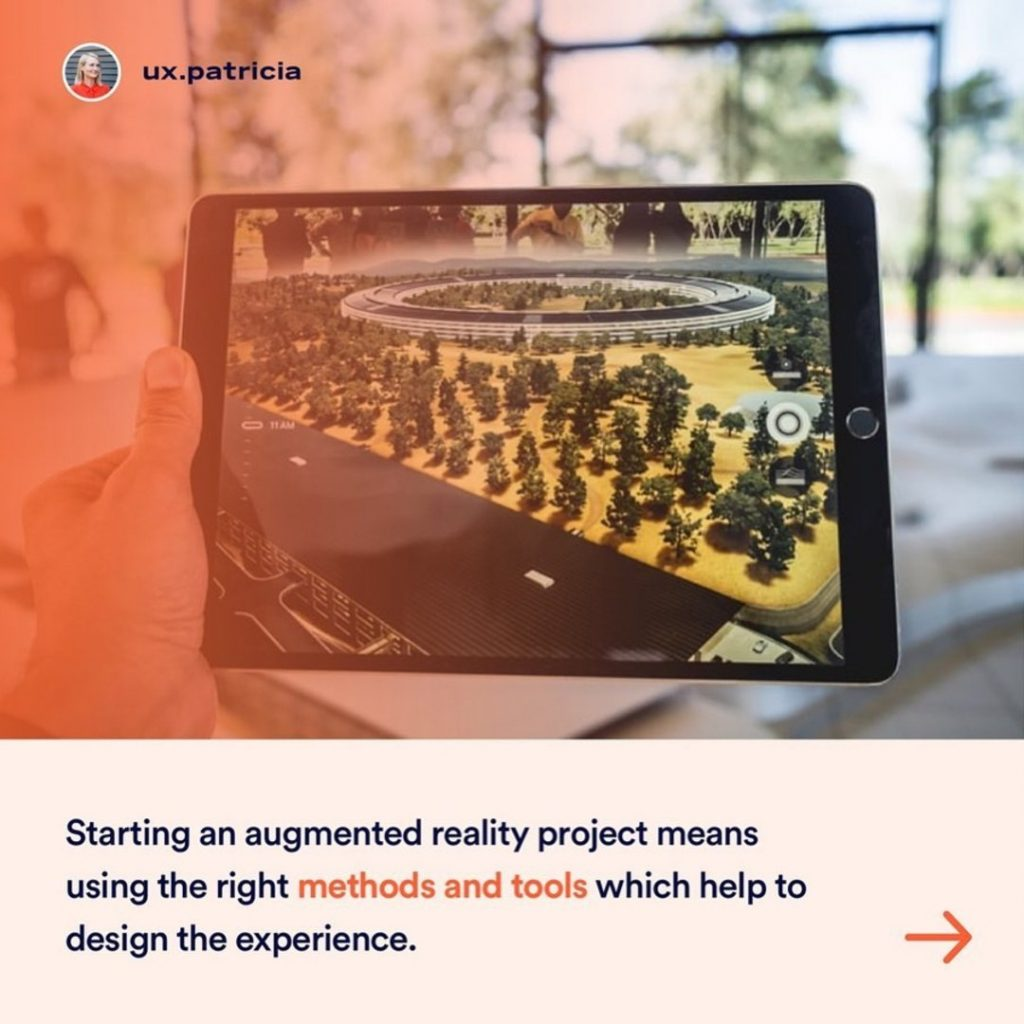 Starting with prototyping means using the right methods and tools which help to design the experience.
