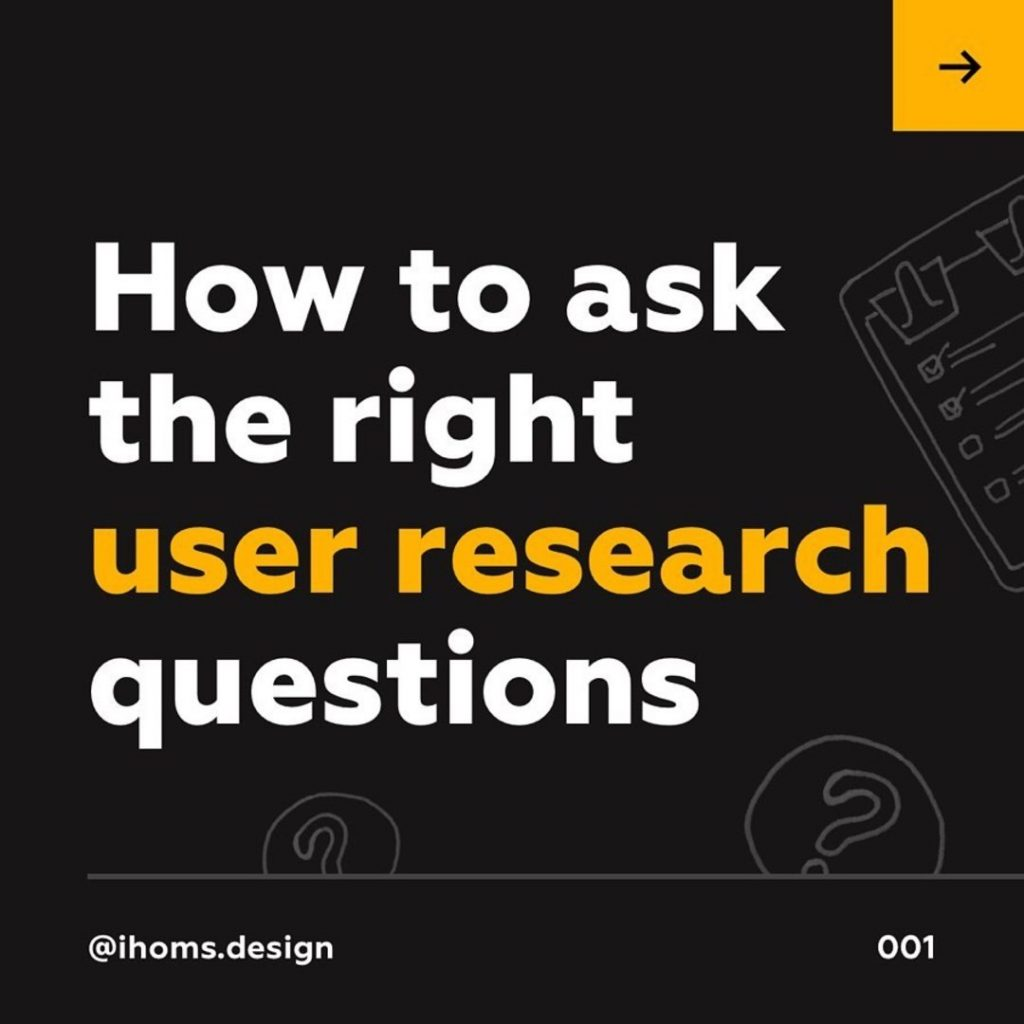 How to Ask the Right User Research Questions