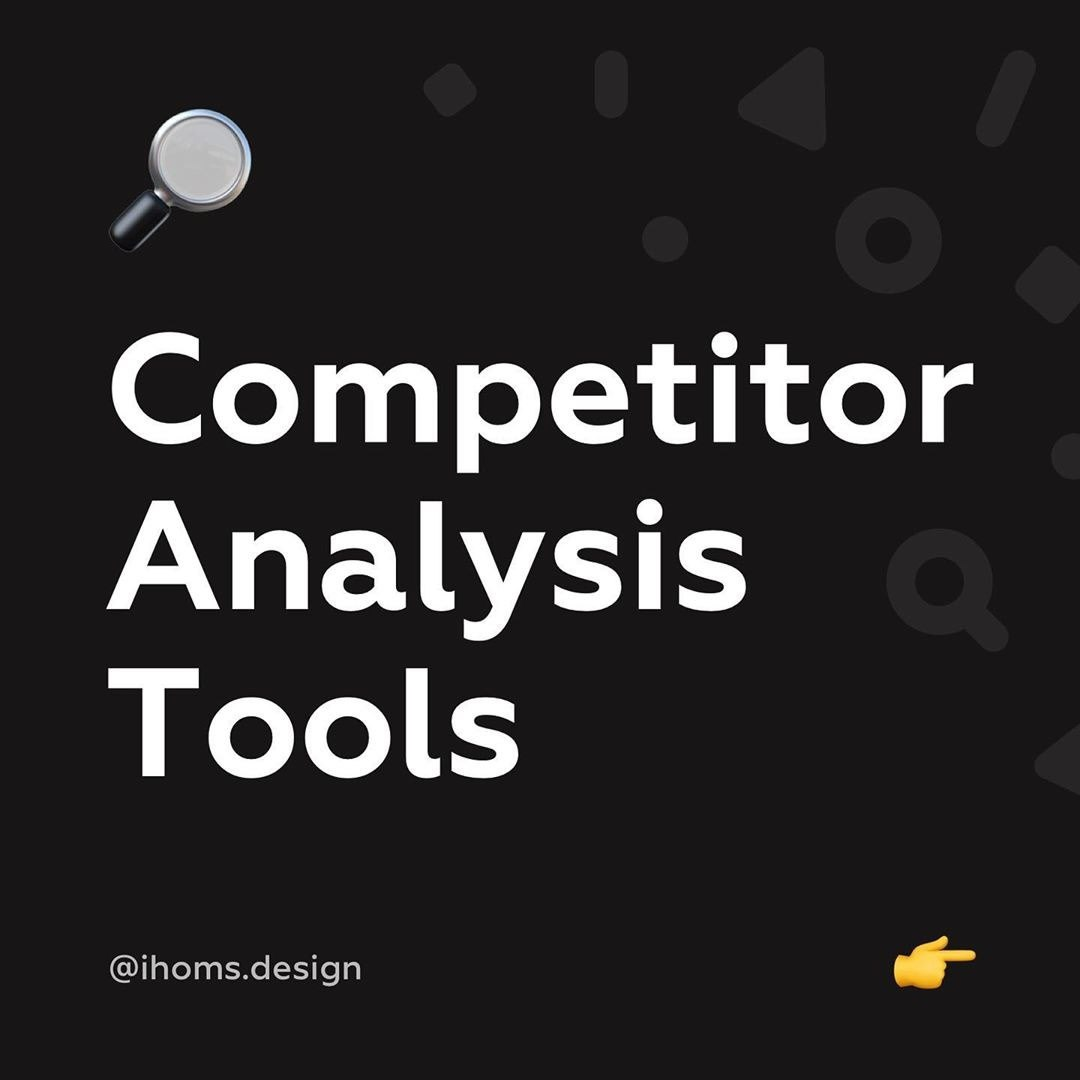 Top 5 Tools for Competitor Analysis