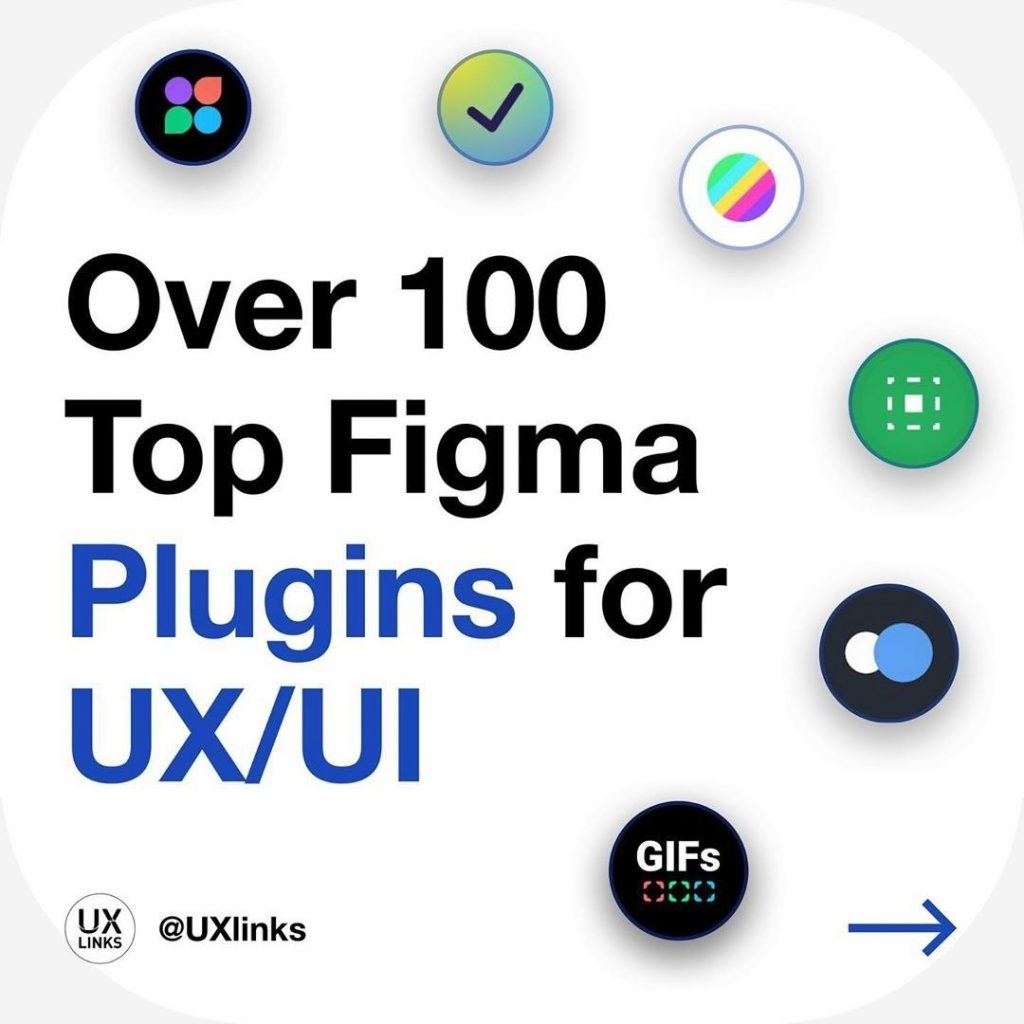 Over 100 Top Figma Plugins for UX/UI