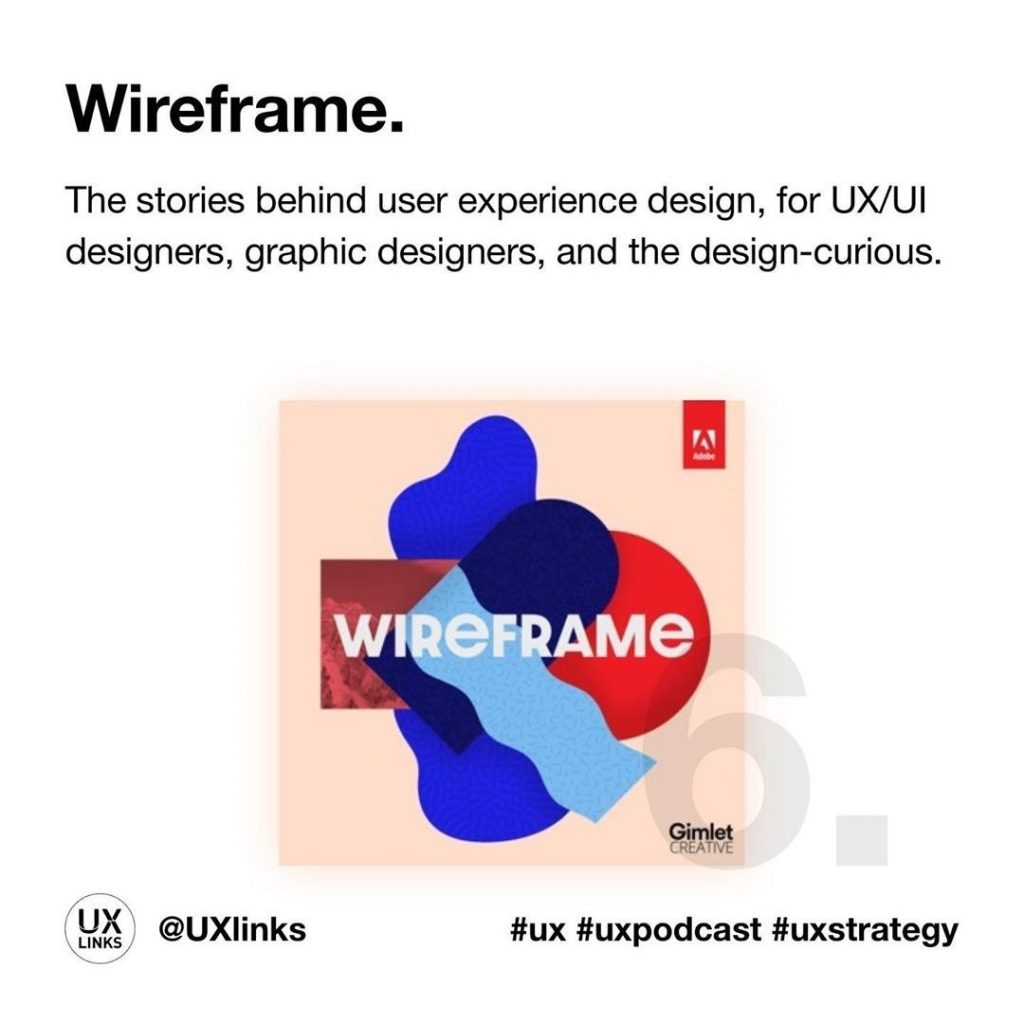 🔹 Wireframe  The stories behind user experience design, for UX/UI designers, graphic designers, and the design-curious.
