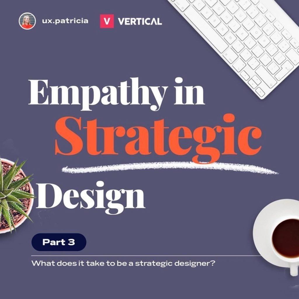 Empathy in Strategic Design