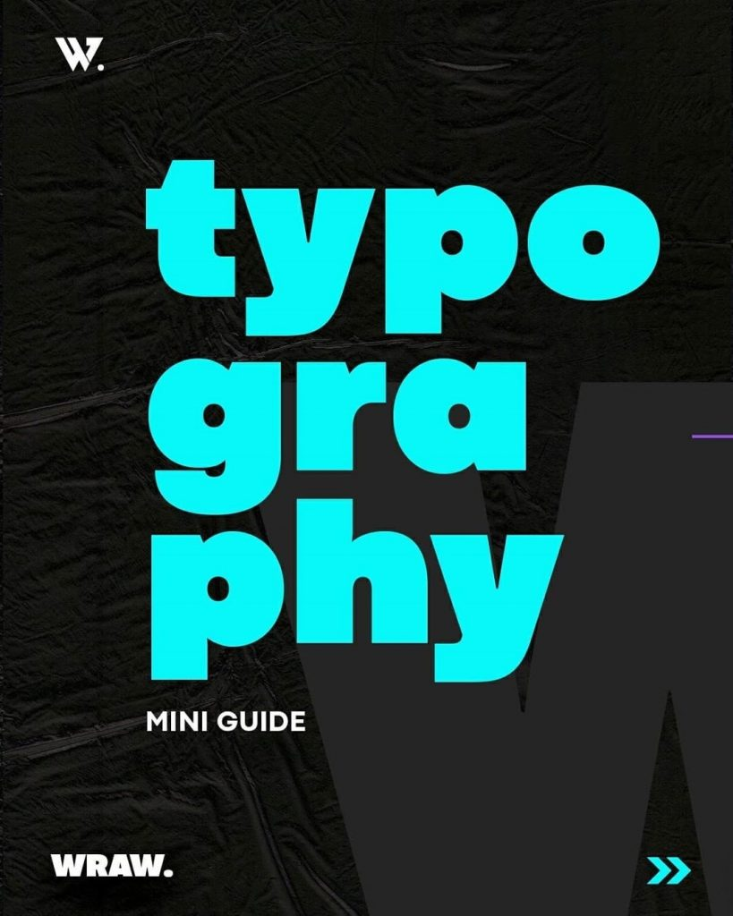 Typography mini-guide